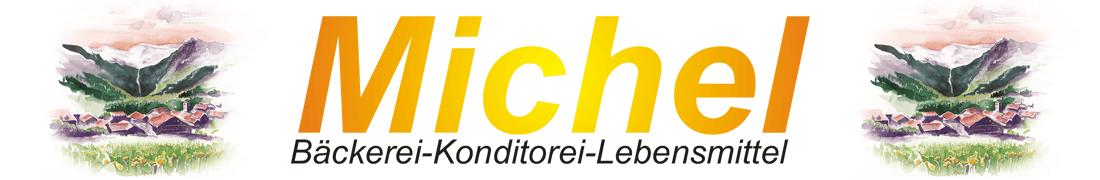 Bäckerei Michel Adelboden Logo